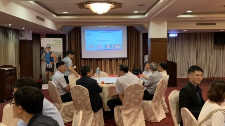 2019南區攝護腺癌荷爾蒙藥物治療議題討論會